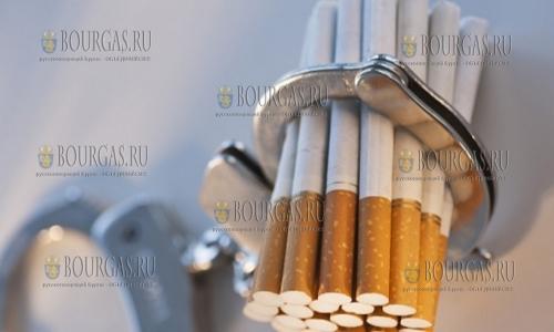 Ввоз контрабандных сигарет в Болгарию сократился