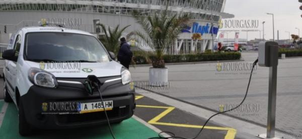 Более 700 электромобилей в Варне используют бесплатные зарядные станции
