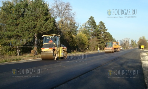 Автотрасса на участке Бургас — Царево будет отремонтирована