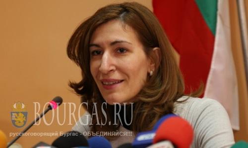 Николина Ангелкова: «Ожидаем в 2015 году уменьшение количества российских туристов…»