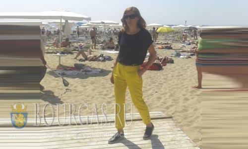 Ангелкова выборочно проинспектировала пляжи Варны
