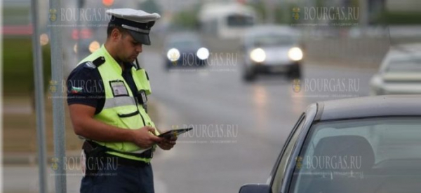 Полиция Варны наказывает не только водителей, но и пешеходов
