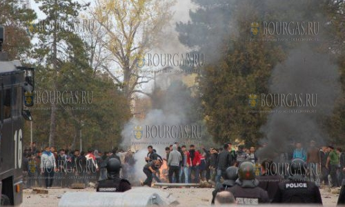 Очередная группа нелегалов перешла болгаро-турецкую границу