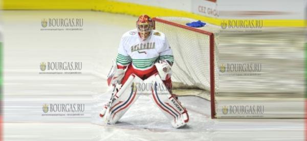 В Зале хоккейном славы нашлось место и для болгарского хоккеиста — Константина Михайлова