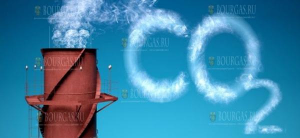 Болгария соглашается сократить выбросы CO2
