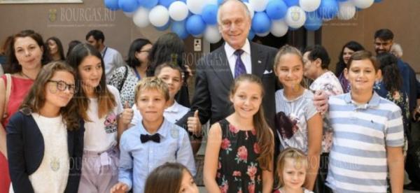 В Софии открылась еврейская школа
