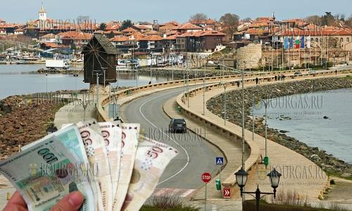 Налог на недвижимость в Несебре вырос на 50%