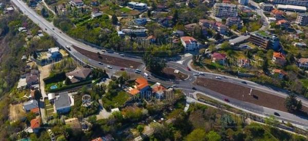Муниципалитет Варны выделят средства для тротуаров на кольцевой развязке «Долна Трака»