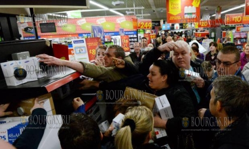 «Черная» пятница в Болгарии онлайн