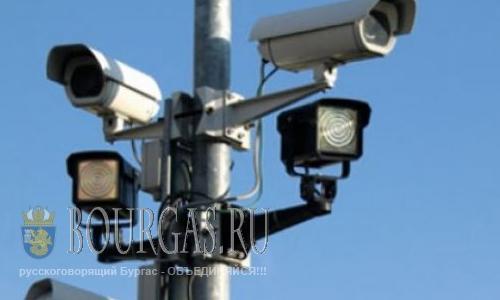 440 камер в Софии уже снимает нарушителей ПДД