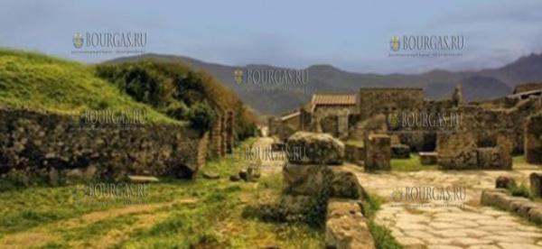 В Болгарии найден затерянный форт