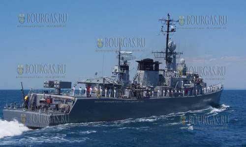 Фрегат ВМС Болгарии Дръзки — примет участие в операции НАТО в Средиземном море
