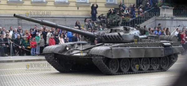 В Болгарии планируют модернизировать боевой танк армии Т-72