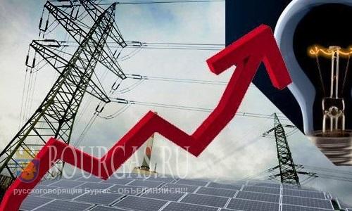 Электроэнергия в Болгарии дорожает