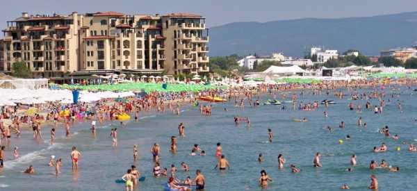 Россияне на черноморском побережье Болгарии стали не покупателями, а продавцами