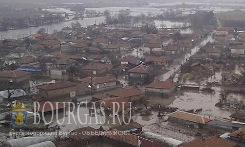 ЕС выделяет Болгарии средства для устранения последствий наводнения, которое произошло в июне 2014 года