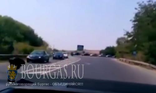 Автомобильные пробки в Бургасе и регионе — обыденность