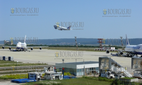 20% всех рейсов из Болгарии отправлялись в Германию