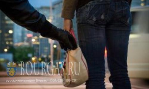 Новости Бургаса — грабеж на улицах города