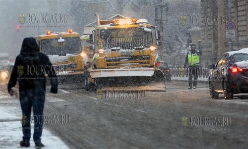 Бургас готовится к работе в зимний сезон