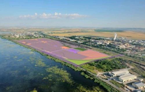В Бургасскую промышленную зону идут инвестиции…