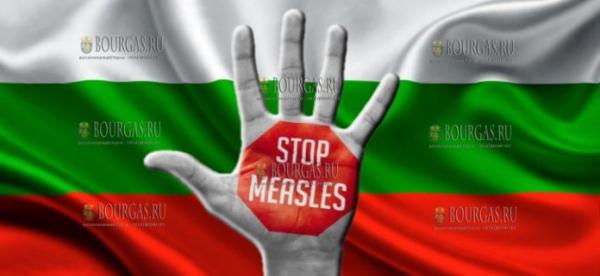 Число зараженных корью в Болгарии растет