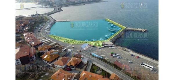 Рыбный порт в Несебре модернизируют