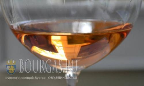 В Болгарии появится в продаже оранжевое вино