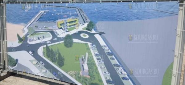 Началось строительство рыбного порта «Аспарухово» в Варне