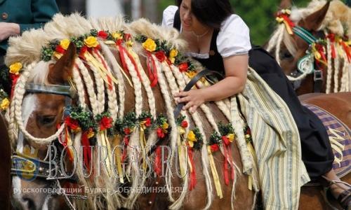 Болгария празднует Тодоровдень