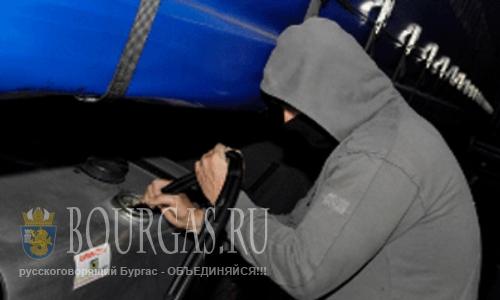 В Болгарии воры крадут не авто, а катализаторы