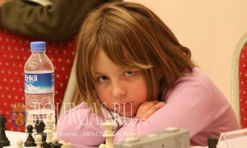 Юные болгарские шахматистки покоряют мир