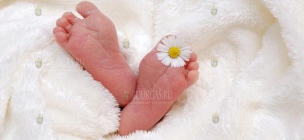 В Варненской больнице акушерства и гинекологии родился ребенок-гигант
