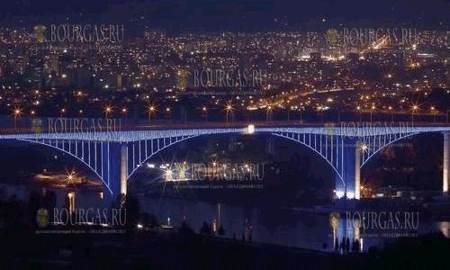 Аспарухов мост в Варне не будет освещен в ночное время