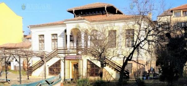 Самый старый дом в Бургасе — Бракаловата, отреставрируют