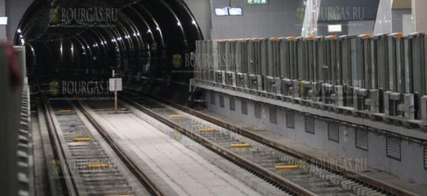 В Софии уже практически сутки не работает одна из станций метро