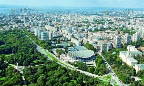 Загрязненность воздуха в Варне превышает норму