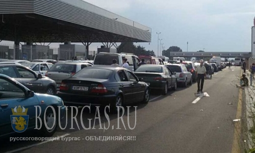 Турция открыла все пункты пропуска на границе с Болгарией