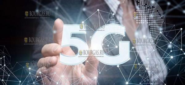 К концу 2021 года сеть 5G появится на всей территории Болгарии