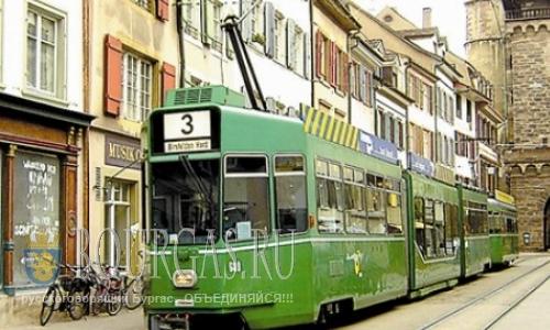 Швейцарские трамваи появятся на улицах Софии