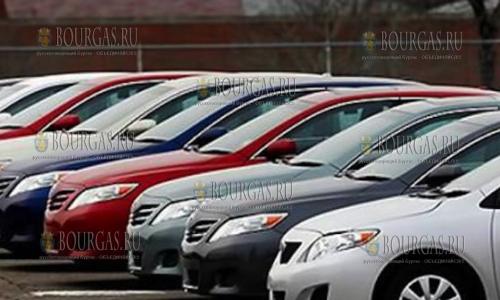 В Болгарии продолжают фиксировать падение продаж новых автомобилей