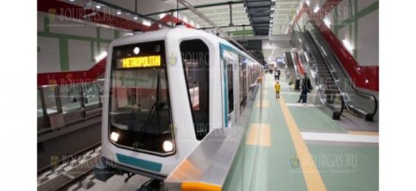 В Софии планируют построить еще несколько станций метро