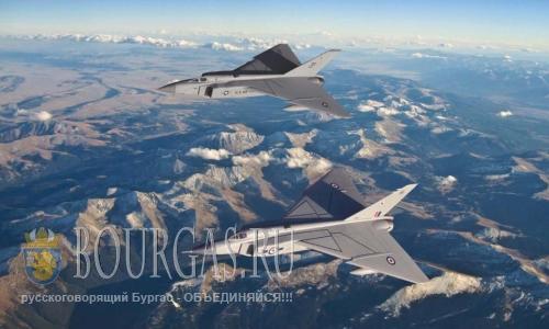 Самолеты ВВС США в небе Болгарии на законных основаниях