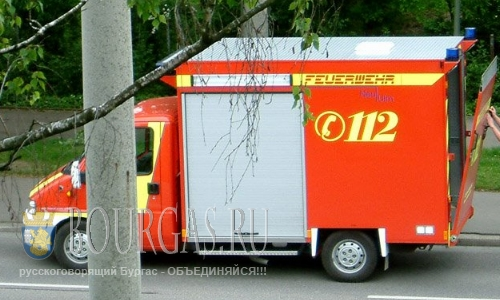 Спасатели Болгарии из службы 112 трудятся не покладая рук