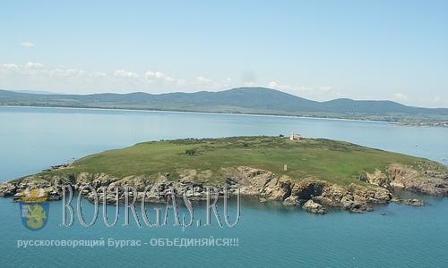 На острове Св. Ивана (Созополь) восстановят монастырь