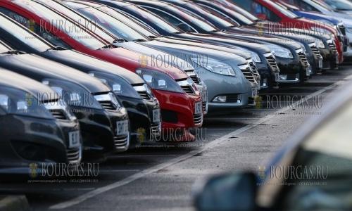 Продажа новых автомобилей в Болгарии растет