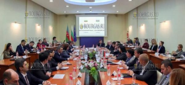 В Софии прошло заседание болгаро-азербайджанской комиссии по торгово-экономическому и научно-техническому сотрудничеству