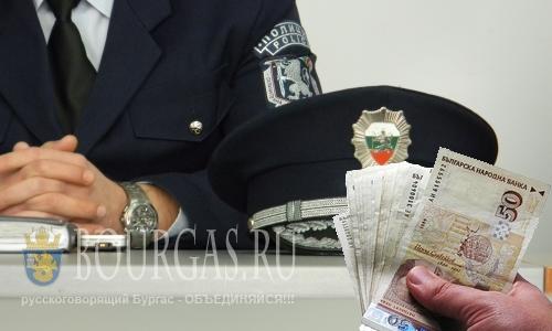 Спонсоры частично финансируют МВД Болгарии