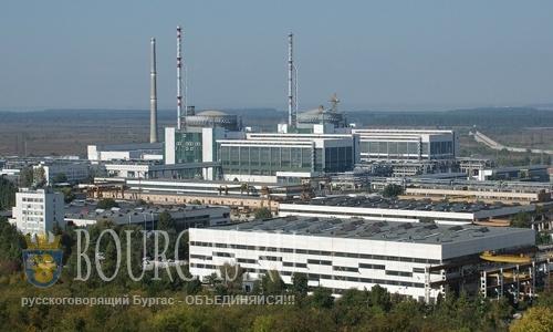 В Болгарии остановлен 5 блок АЭС Козлодуй