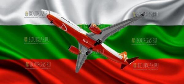 SkyUp Airlines планирует увеличить количество рейсов из Украины в Болгарию